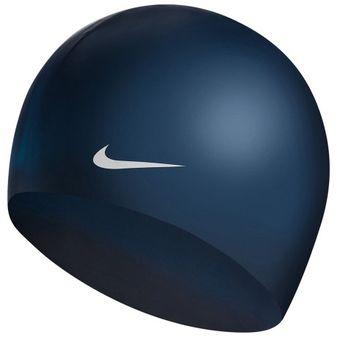 Compra Gorro Nike Silicona Junior Azul Marino online  c182d44d84f