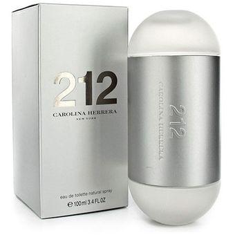 71cde42cea Compra Perfume Para Dama Carolina Herrera 212 Eau de Toilette 100 Ml ...
