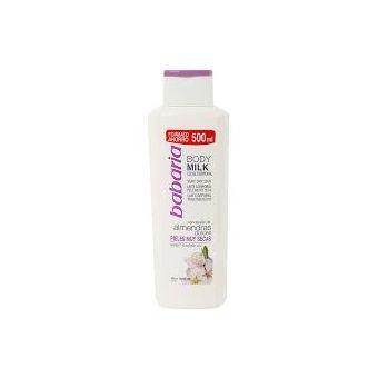 Compra Body Milk Babaria Almendras dulces 500 ml online  7e7267040f3