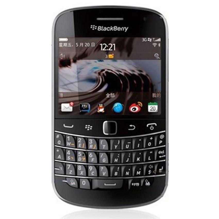 Desbloquear BlackBerry Bold Touch 9900 8GB GPS Wifi Smartphone Bar