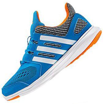 b22351c83 Compra Tenis Adidas AQ3880 Hyperfast 2.0 K - Shock Blue  White Unity ...