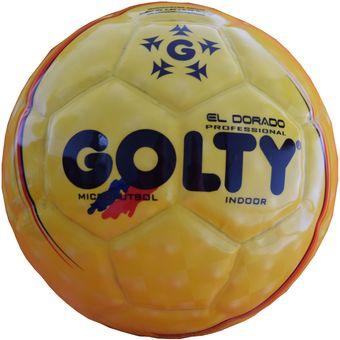 Compra Balón Microfútbol Golty El Dorado - Amarillo online  0f3b5559c63f4