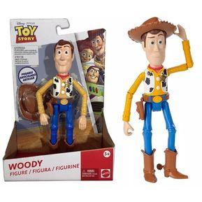 Toy Story - Woody Figura Articulada -Mattel 8913928f4f9