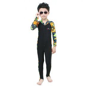 Niños Del Traje De Baño Traje De Los Niños De Snorkel f960117c122