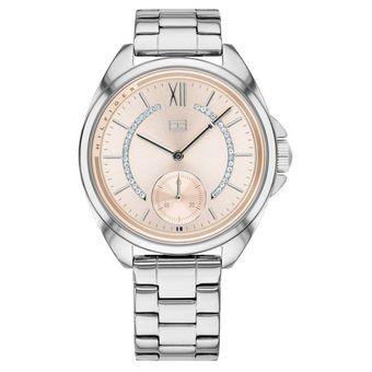 f0433979d07f Compra Reloj Tommy Hilfiger 1781987 Plateado Mujer online