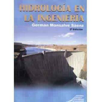 hidrologia monsalve