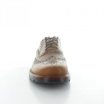 Compra Zapato Para Hombre Quirelli 88602-037548 Color Cafe online ... ea7cc9fc1da