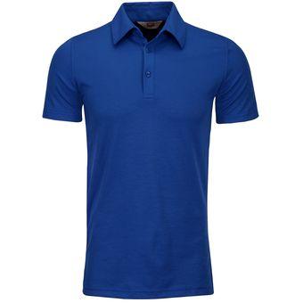 b859914916b94 NOMBRE  Playera Caballero POLO Dry FIT Hombre Dacache Uniforme Empresarial  Ejecutivo Oficina Color-Azul