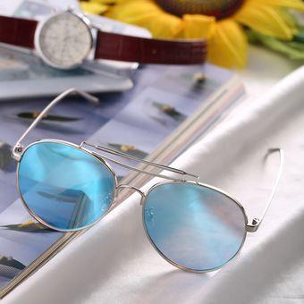 3f67e2af8d Agotado EW Gafas De Sol De Montura Redonda Para Los Hombres Y Las Mujeres  Las Gafas De