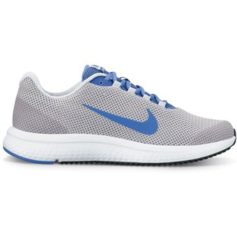 Compra Zapatos Running Mujer Nike Wmns Runallday - Gris online ... 50bf7b449743e