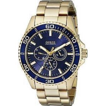 Compra Reloj Guess U0172G5 Análogo Dorado Para Hombre online  0ef24ef1edc3