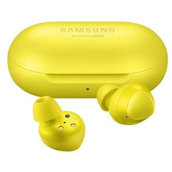 Samsung Galaxy Buds 2019 Bluetooth Cord-Free- amarillo