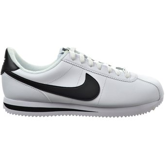 Tenis Hombre Nike Classic Cortez Leather-Blanco