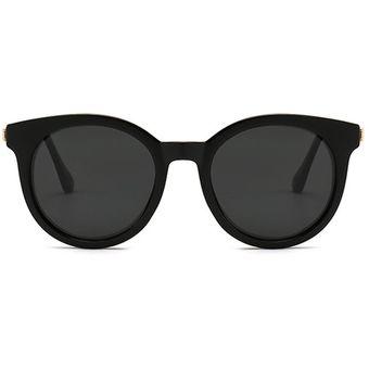 e02339bddb La mujer de Ojo de Gato Retro gafas de sol Vintage clásico Moda Eyewea tonos  claros
