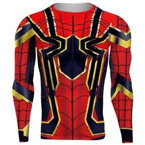 Camisetas Playeras Para Hombres Los Vengadores Spiderman 50c288a07c89b