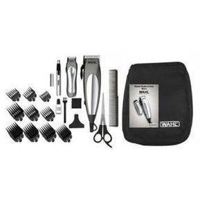 Agotado Set de Afeitadora Eléctrica Wahl Home Delux Groom Pro 7930536 –  Plateado 10fa31d8977d