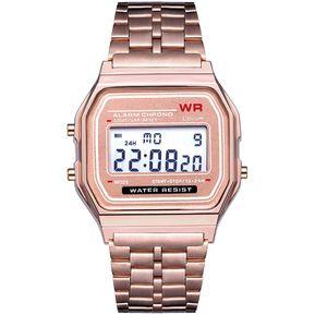 Relojes digitales de pulso para mujer