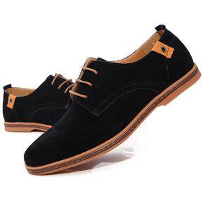65f3b3bf5d726 zapatos casuales hombres zapatos de cuero hombre ante oxfords hombres