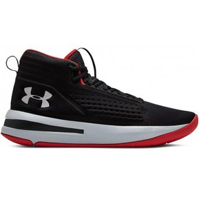 fab8ff9498 Tenis Basketball Hombre Under Armour Torch-Negro con Rojo