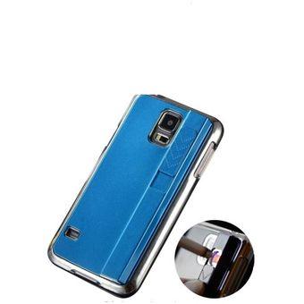 1cd27a35442 Compra FUNDA ENCENDEDOR IPHONE 4 - S4 - AZUL online | Linio Perú