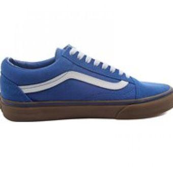 vans mujer zapatillas azules