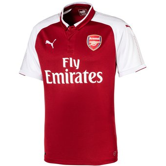 Compra Camiseta Oficial Arsenal Local 17 18 Puma online  f22bf8359844d