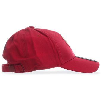 Compra Gorra Adidas Manchester United 3-Stripes - CY5584 - Rojo ... 0bef098125b8b