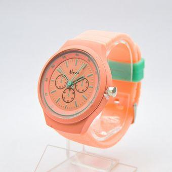 ca74907578f3 Compra Reloj Analogico Goma Mujer Kipuy - Melon online