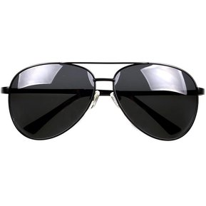 fe837815c8 Agotado Lentes De Sol Gafas Aviador Piloto Para Hombre Mujer Vacaciones  Negro
