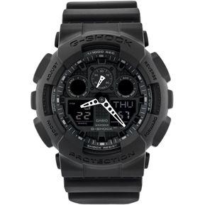 f619ba0304bd Reloj Casio G-Shock GA-100-1A1 Analógico Y Digital Hombre - Negro