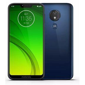 0bd10b50512 Motorola Moto G7 Power 64gb Ram 4gb - Azul Marino