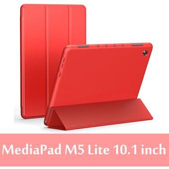 Funda De Silicona Para Huawei Mediapad M5 Lite 10 Funda Bah2 W09 W19 L09 De 10 1 Pulgadas Funda Con Tapa Para Tablet Funda Con Soporte Magnético Inteligente Linio Perú Ge582el0qairplpe