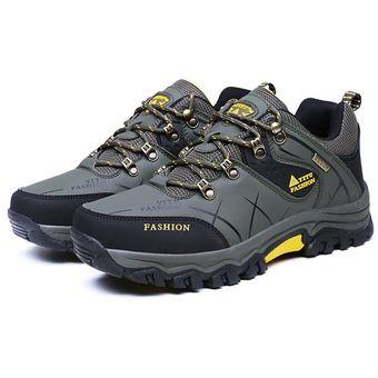 4fa1c910f4e Compra EH Zapatos De Escalada De Hombres YT585170 - Verde online ...