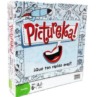 Compra Pictureka Juego De Mesa Hasbro 603621128 Multicolor Online