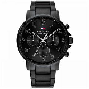 Reloj Tommy Hilfiger 1710383 Negro Hombre 77be810d64cb