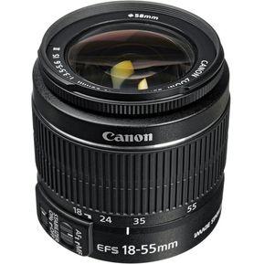 243e0df01b Canon EF-S 18-55mm f / 3.5-5.6 IS II Lens