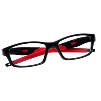 8f0c7dc49a Compra Gafas Lentes Oftalmicos Unisexo Oulaiou-negro+rojo online ...