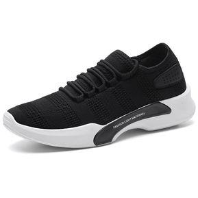 SODIAL (R) NUEVOS zapatos de gamuza de cuero de estilo europeo oxfords de los hombres casuales 999 Gris(tamano 43) PKKnInOgUo