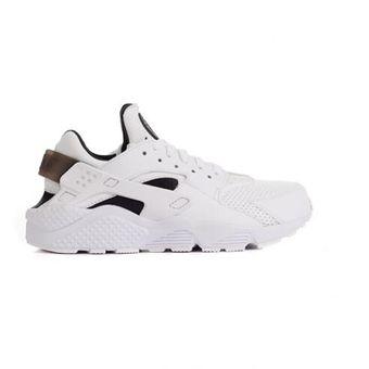 Zapatillas Running Hombre Nike Air Huarache Run Blanco