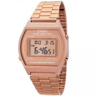 626da7eb12c8 Compra Reloj Casio B640wc-5aef Unisex-Dorado Con Rosa online