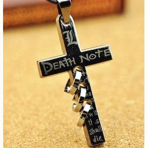 da32e8662e8f Collar 3 En 1 Colgante Cruzar-Negro