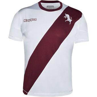 813198f1d5523 Compra Playera Jersey Futbol Caballero M. Corta Torino Visita Kappa ...