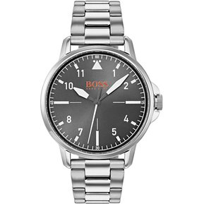c2cf1b56d825 Reloj Análogo Marca Hugo Boss Modelo  1550064 Color Plata Para Caballero