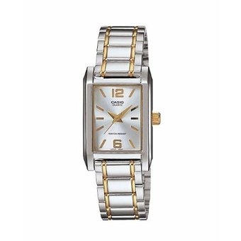 e6b2ba8eb3e7 Compra Reloj Casio LTP-1235SG7A De Mujer-Plateado online