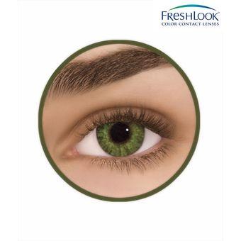 FreshLook Colorblends - Lentes De Contacto - Gemstone Green Verde Esmeralda c8d40f961b