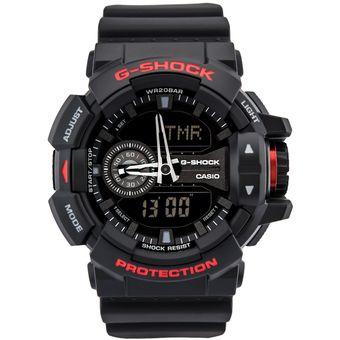 da9fa37ec29f Compra Reloj Casio G-Shock GA-400HR-1A Analógico Y Digital Hombre ...