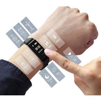 Compra Pulsera Inteligente Smartband Huawei Honor A2-Negro online ... f4c6aeef7399