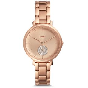 Reloj Fossil ES4438 Rosa Mujer Acero Inoxidable 533a07bbd391
