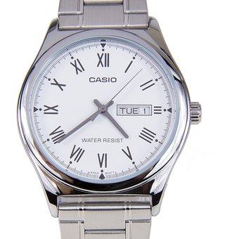 c7f7cdb7e3b0 Compra Reloj Análogo Hombre Casio Mtp-v006d-7b - Pulso Metálico ...