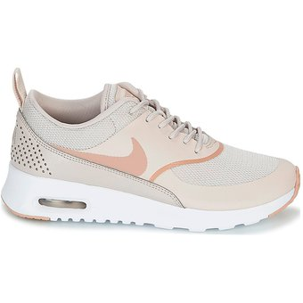 air max thea mujer beige